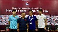 Việt Nam đấu với Thái Lan: HLV Park Hang Seo chuẩn bị để thắng Thái Lan