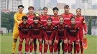 Lịch thi đấu bóng đá nữ Seagame 30 hôm nay: VTV6 trực tiếp Việt Nam vs Philippines