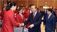 Thủ tướng Nguyễn Xuân Phúc gặp mặt HLV, VĐV đạt thành tích cao tại SEA Games 30