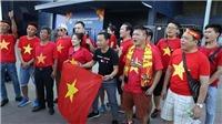 CĐV Việt Nam sẵn sàng ăn Tết tại Thái Lan cùng thầy trò HLV Park Hang Seo