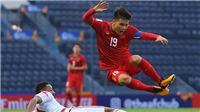 Quang Hải: 'U23 Việt Nam phải đánh bại Jordan để tạo lợi thế'