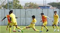 U23 Việt Nam tập mở, HLV Park Hang Seo rèn học trò