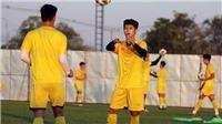 Tiền vệ Trọng Hùng: 'U23 Việt Nam đã sẵn sàng cho trận gặp UAE'