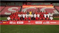Văn Lâm cùng Muangthong quyết chinh phục Thai League 2020