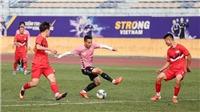 Hà Nội FC hòa Viettel 1-1, chờ tái đấu sau 3 ngày