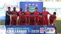 Cập nhật trực tiếp bóng đá V League 2020: Bình Dương vs Hà Nội, Đà Nẵng vs HAGL