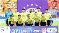Trực tiếp bóng đá tứ kết cúp Quốc gia: Hà Nội vs Cần Thơ. Vũng Tàu 2-3 TPHCM