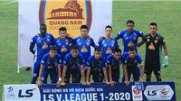 Cập nhật trực tiếp bóng đá V-League 2020: SLNA vs Nam Định. Hải Phòng vs Quảng Nam