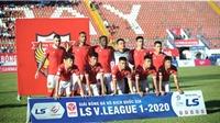 Cập nhật trực tiếp bóng đá V-League 2020: TPHCM vs HAGL. Bình Dương vs Hà Tĩnh