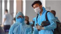 Văn Hậu hết cách ly, về nhà nghỉ trước khi tập cùng Hà Nội FC
