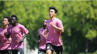 Văn Hậu chấn thương, HLV Park Hang Seo tìm hậu vệ trái mới