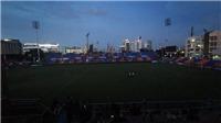 Nổ trạm biến áp, trận đấu của Văn Lâm cùng Muangthong bị hoãn vô thời hạn