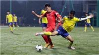 U22 Việt Nam đại thắng U21 Nam Định trước ngày xả trại