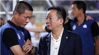 Bóng đá Việt Nam hôm nay: Đề nghị kỷ luật HLV Hà Nội FC. Hoàng Thịnh gia hạn hợp đồng với TP.HCM