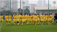 Đội tuyển Việt Nam thi đấu giao hữu với U22 Việt Nam khi nào và ở đâu?
