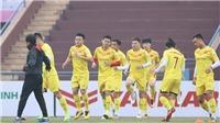 Đội hình xuất phát tuyển Việt Nam vs U22 Việt Nam: Tuấn Anh, Công Phượng đá chính