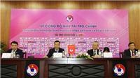 Tuyển Việt Nam chốt năm bằng hai cuộc đọ sức với U22 Việt Nam