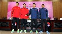 Bóng đá Việt Nam hôm nay: Cầu thủ U22 tự tin đánh bại tuyển Việt Nam. Quang Hải trở lại