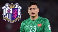 Văn Lâm sẽ là thủ môn số 2 tại Cerezo Osaka?