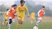 Tuyển nữ Việt Nam thắng Hà Nội II bằng đội hình hai