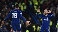 ĐIỂM NHẤN Chelsea 3-0 West Brom: Giroud, Hazard rực sáng, ghế Conte tạm yên