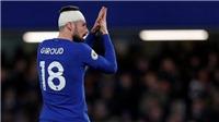 Ăn ý với Hazard, có tinh thần như Costa, Giroud là tiền đạo lý tưởng cho Chelsea