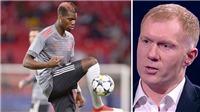 Paul Scholes: 'Mourinho đã mất niềm tin ở Pogba'