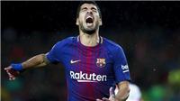 Chết cười với nỗ lực tẩy thẻ bất thành của Luis Suarez