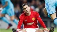 Rooney tiết lộ lý do Mkhitaryan không thành công ở M.U