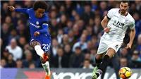 Willian đang vào 'phom', Chelsea đủ khả năng lật đổ Barca