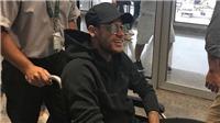 CẬP NHẬT tối 2/3: Neymar ngồi xe lăn, nguy cơ nghỉ 3 tháng. Thành Manchester đại chiến vì Emre Can