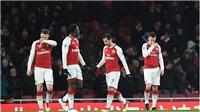 Video bàn thắng Arsenal 0-3 Man City: 2 trận đấu, chung một nỗi đau