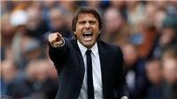 Conte: Neville và Redknapp thật ngu ngốc khi chỉ trích chiến thuật của Chelsea