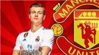 CHUYỂN NHƯỢNG 31/3: M.U tranh mua Alderweireld. Ronaldo muốn Real Madrid bán 7 cầu thủ