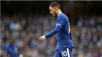 Hazard chê Conte: 'Chelsea có đá thêm 3 tiếng tôi cũng chả dứt điểm được quả nào'