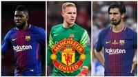 CẬP NHẬT tối 6/3: M.U 'cuỗm' 3 sao Barca. Hazard sẽ tới Real. Sa thải Wenger nếu...