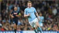De Bruyne: 'Tôi xứng đáng là cầu thủ hay nhất mùa'