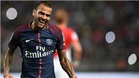 Dani Alves: 'Chỉ cần Barca gọi, tôi sẽ rời PSG ngay ngày mai'