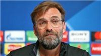 Klopp: 'Tôi chưa hề nghĩ đến chung kết Champions League'