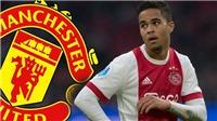 CHUYỂN NHƯỢNG 12/5: Justin Kluivert thích M.U hơn Man City, Chelsea đổi Kante lấy Asensio