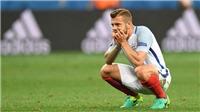 Bị loại khỏi World Cup, Jack Wilshere lên mạng xã hội tố HLV sai lầm