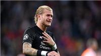 Xúc động hình ảnh Karius rơi lệ đi xin lỗi CĐV Liverpool
