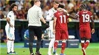 CẬP NHẬT tối 27/5: Ronaldo hối hận vì tuyên bố có thể rời Real. Salah vẫn có thể dự World Cup