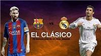 Video clip bàn thắng trận Barcelona 2-2 Real Madrid: Ronaldo và Messi cùng nổ súng