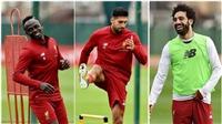 Salah, Mane và Can nhịn ăn trước chung kết Champions League