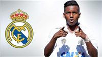 CHÍNH THỨC: Real Madrid chi 54 triệu mua 'tiểu Neymar' chỉ mới 17 tuổi