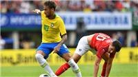 HLV Tite: 'Brazil vấp ngã vì lo lắng, không phải do Thụy Sĩ chơi rắn'
