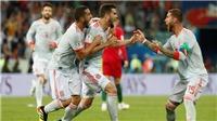 Tây Ban Nha và Bồ Đào Nha có thể phải quyết định ngôi đầu bảng B bằng... bốc thăm