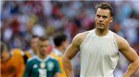Manuel Neuer: 'Kể cả vượt qua vòng bảng, đội Đức thảm hại này cũng sẽ sớm bị loại'
