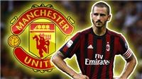 CHUYỂN NHƯỢNG 27/6: Courtois từ chối Real Madrid. Chelsea sắp có Rugani